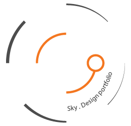 Sky . Design portfolio