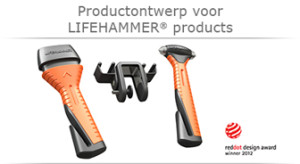 Productontwerp voor LIFEHAMMER Products