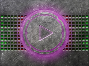 Play Button - Animatie